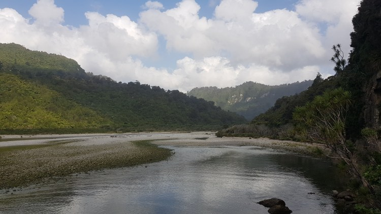 The Fox River, West Coast