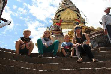 Top 5 things to do with kids in Kathmandu
