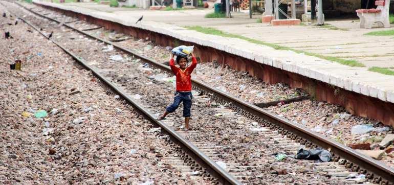 Backpacking Delhi