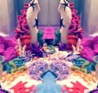 Mermaid mirror