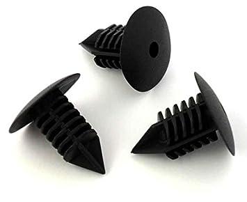 10 x clips agrafe plastique renault spruce passage de roues rivets plastiques 7703077435 garnissages habillages panneaux de portes livraison gratuite jdhfkjdngjlk