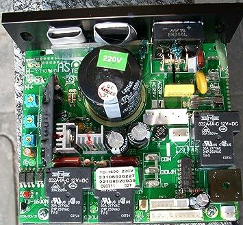circuit imprima c pour contra le moteur tapis roulant tapis de course hjgjsfjkdg