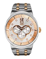 Great Deals Marc Ecko Rose Gold Tone Chronograph Mens Watch ... be03dc46b1a