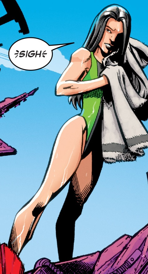 Quicksilver Bathing Suit