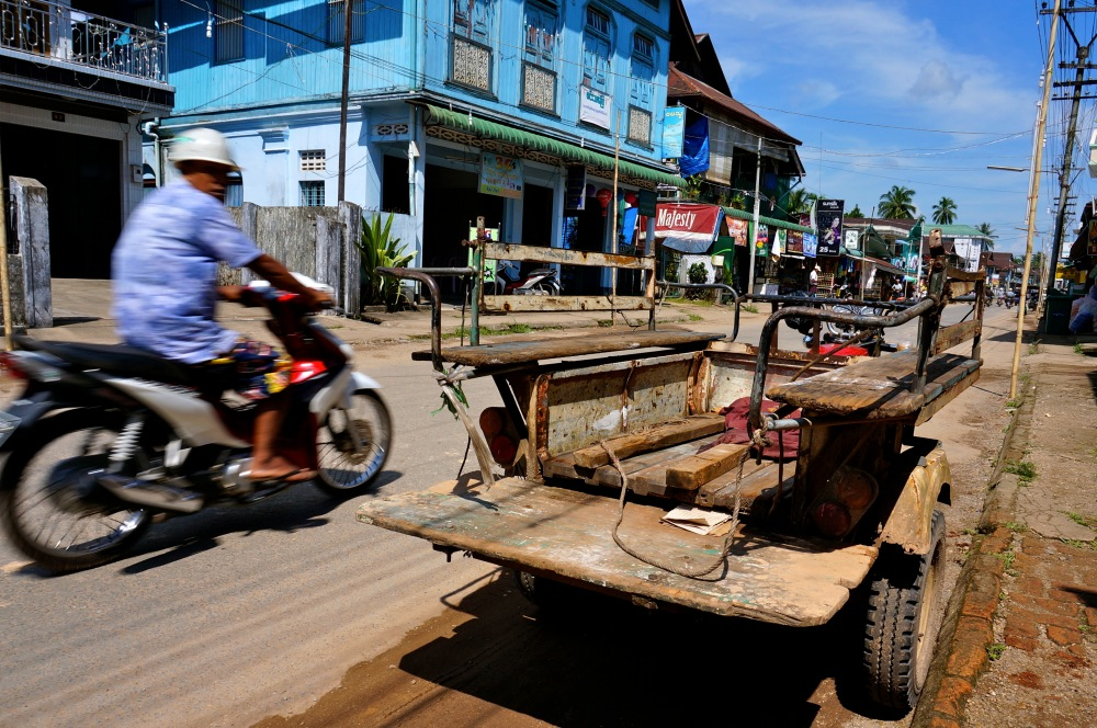 Another pick up in Dawei