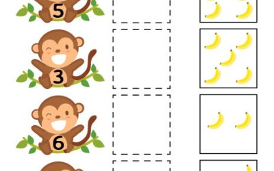 Free Printable Cut And Paste Worksheet For Kindergarten