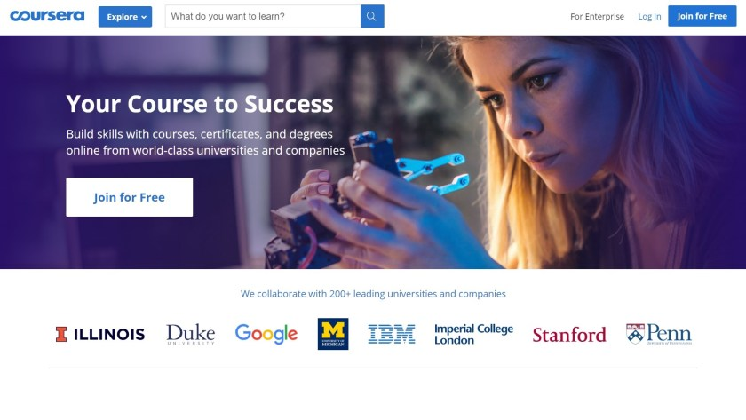 Coursera vs Domestika