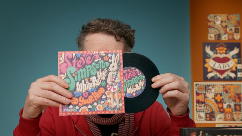 Art of Record covers domestika