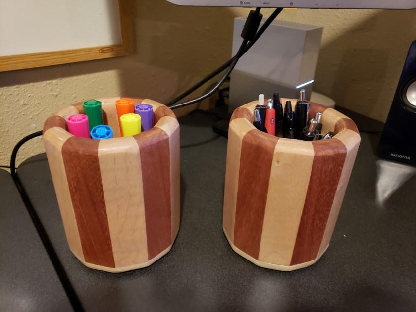 Dominic pencil holders
