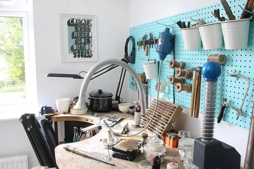 Louy Magroos Jewellers workshop 3
