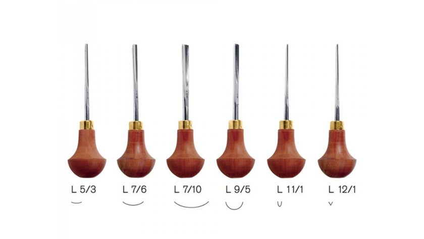 Pfeil lino cutting tools set b