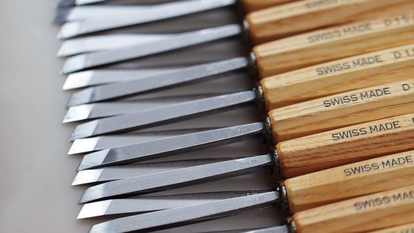 Pfeil wood carving tools