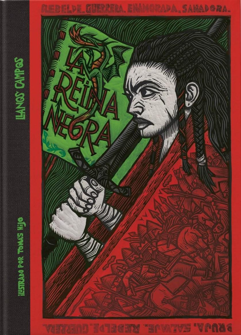 Tomas Hijo book la Reina Negra