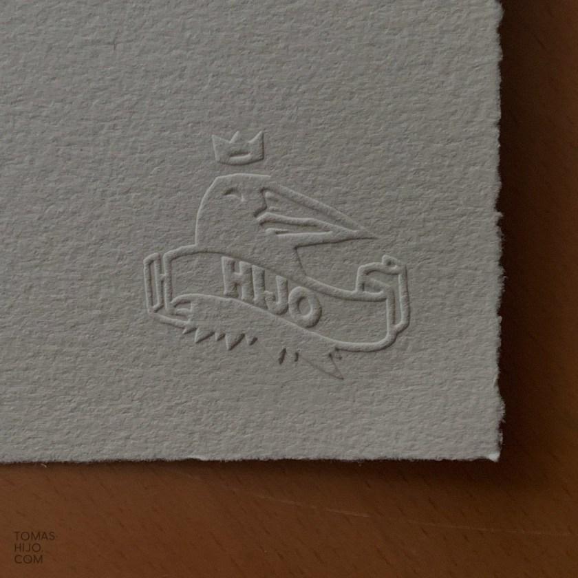 Tomas Hijo seal signature