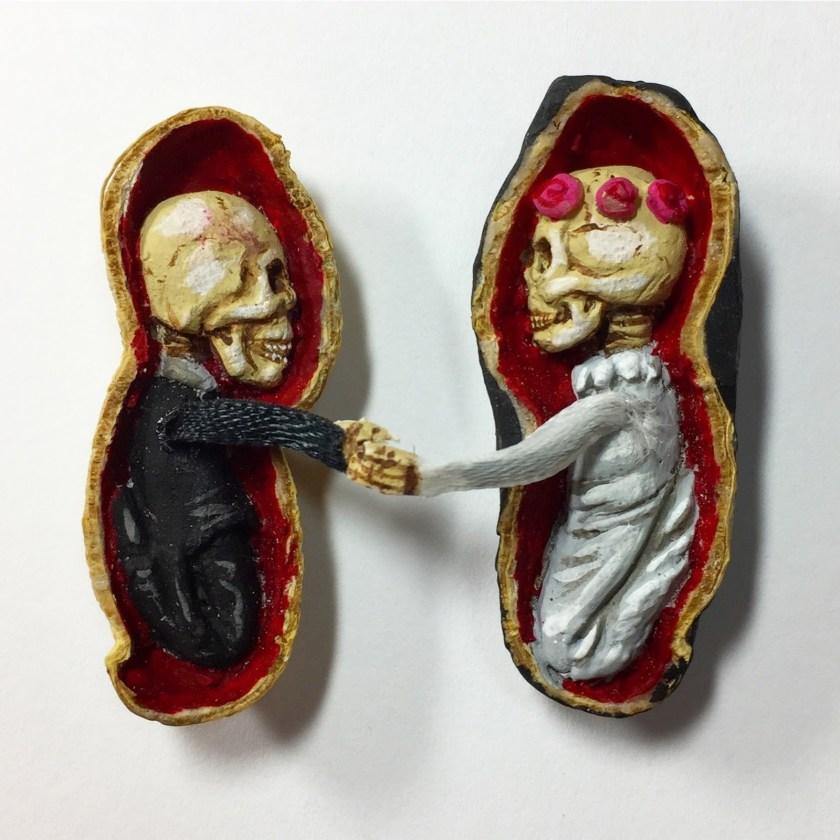 Steve-Casino-Peanut-coffin-art
