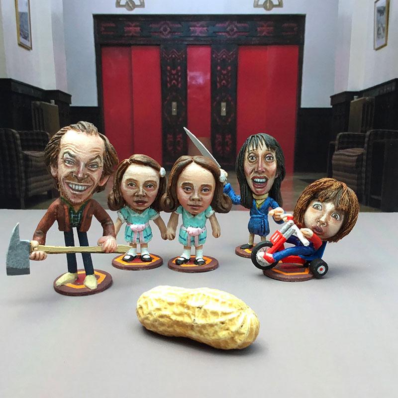 Steve Casino The Shining Peanut family