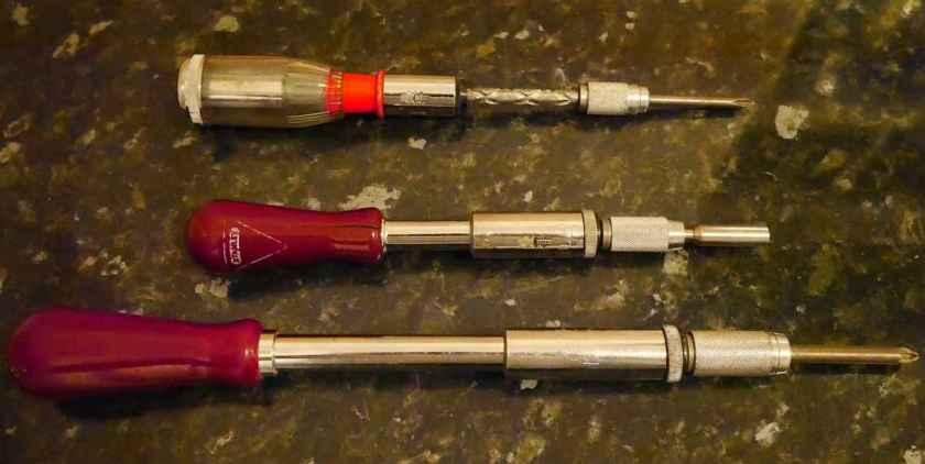 Stanley_Yankee_screwdrivers