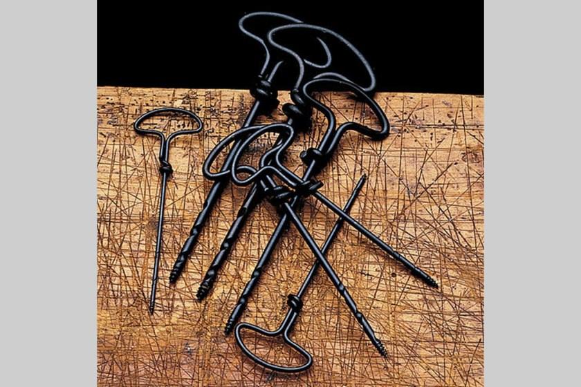 Wade Garrett gimlet tool set 7