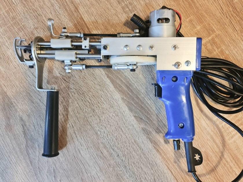 AK-I tufting gun EFFYTuftPunchCraft