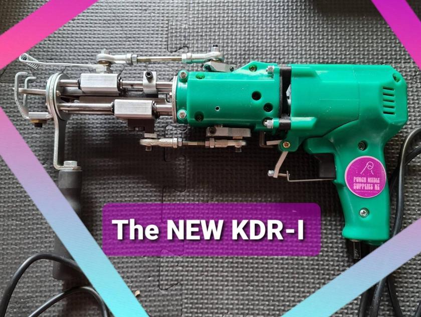 KDR-I tufting gun