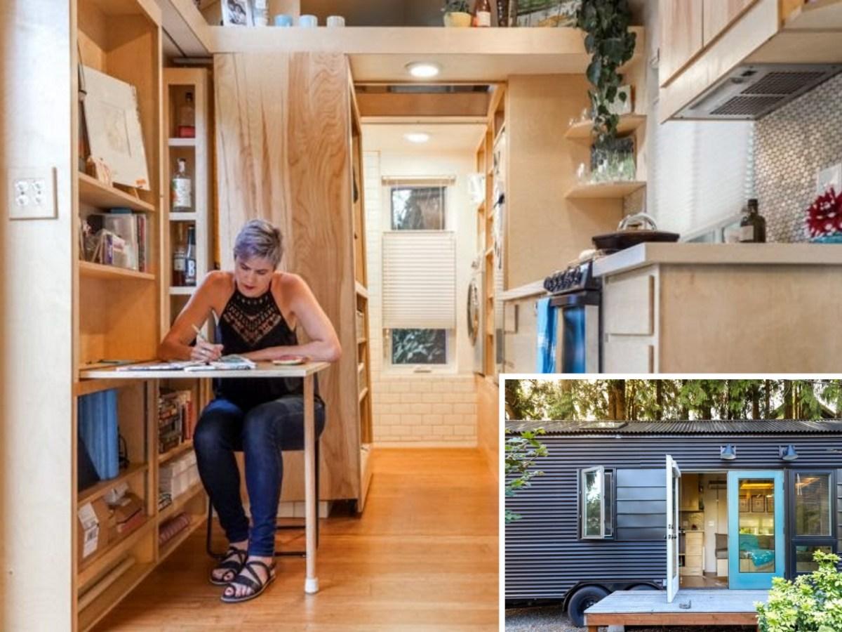 Kari Gale Tiny House featured