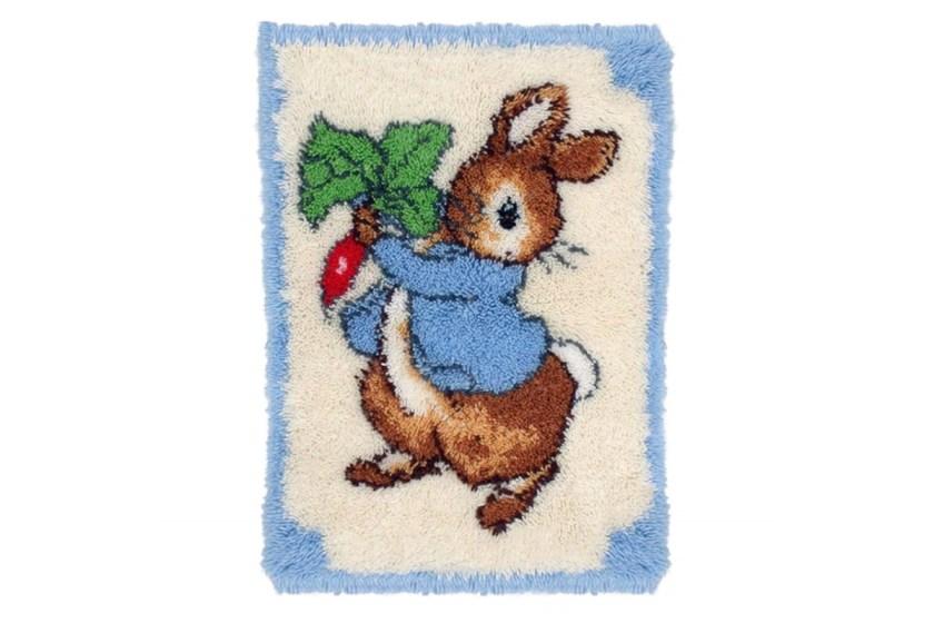 Rabbit rug making kit