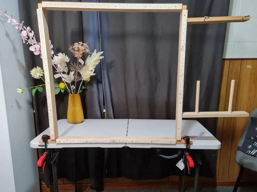 Tug tufting frame EFFYTuftPunchCraft