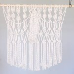 Macrame Wall Hanging Tutorials Kits And Patterns Best Diy Resources Tiny Workshops