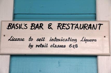 Basil's Bar