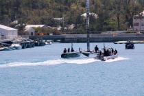 America's Cup Naval Dockyard