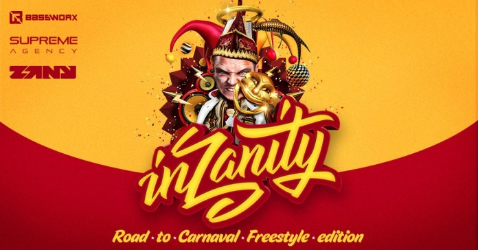 InZanity: Road To Carnaval