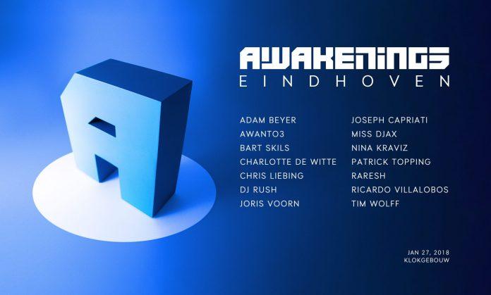 Awakenings Eindhoven