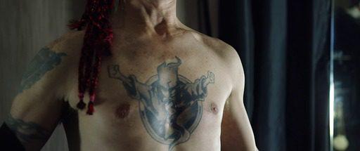 the wizard tattoo