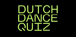 Dutch Dance Quiz