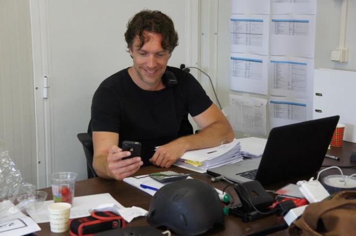 20×20 Throwbacks: Pieter Lubberts van Backbone International en Fieldlab Evenementen