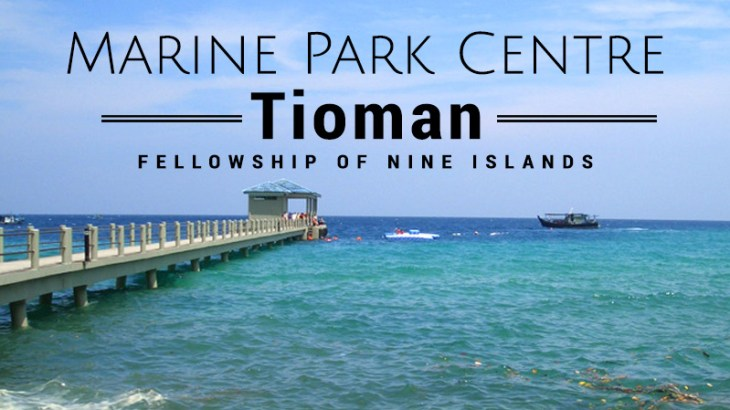 Marine Park Centre Tioman Island Malaysia