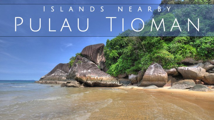 islands to explore near Tioman