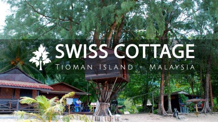 Swiss Cottage Tioman Island Malaysia