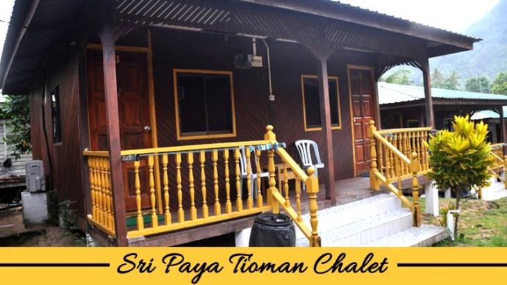 Sri Paya Chalet Tioman Island Malaysia