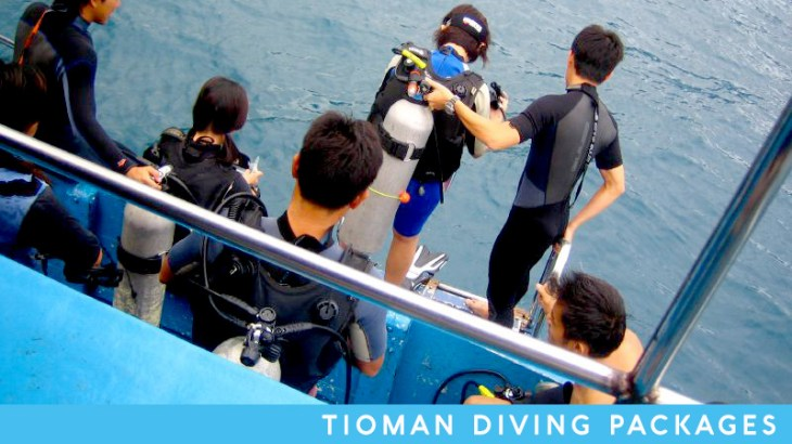 Tioman Island Scuba Diving Packages