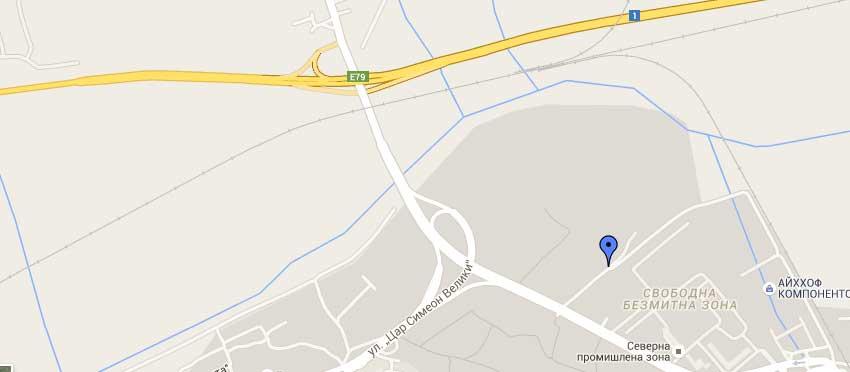 Нова бензиностанция във Видин