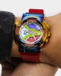 שעון G-SHOCK לדייט ביום- להשיג בחנויות המובחרות ובאתר היבואן