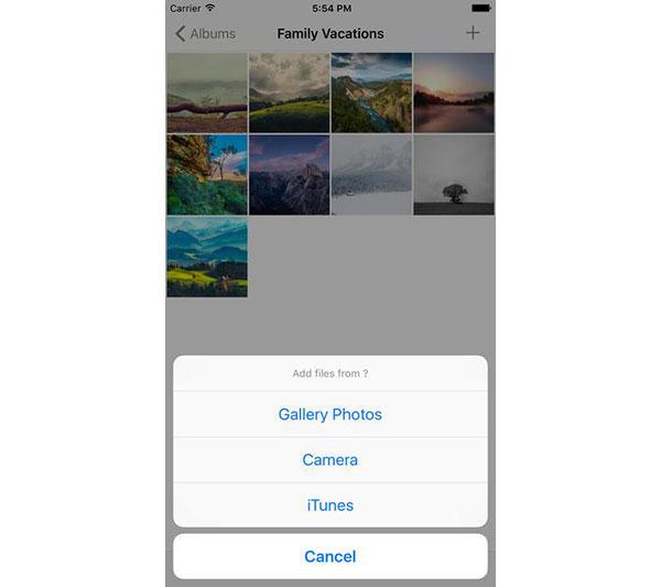 Поменять время фотографии на айфоне загрузке