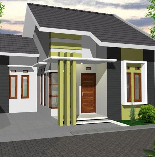 Bentuk Rumah Minimalis Modern Tipe Rumah Minimalis