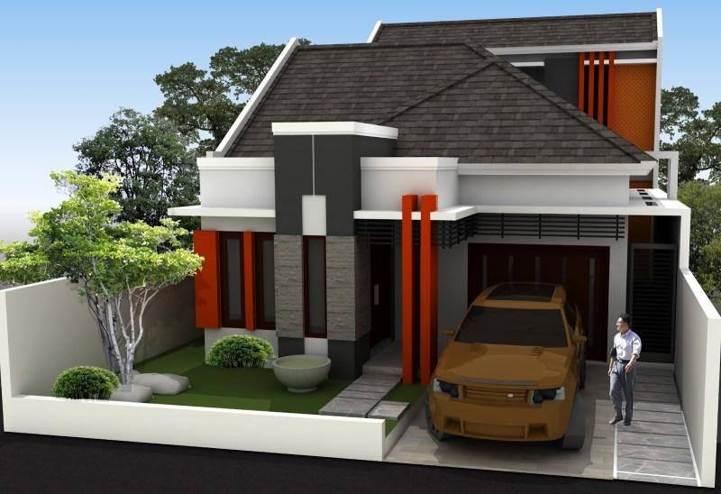 Model Rumah Minimalis terbaru 1 Lantai