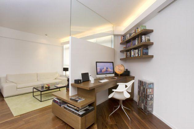 Desain Kantor Sendiri Minimalis