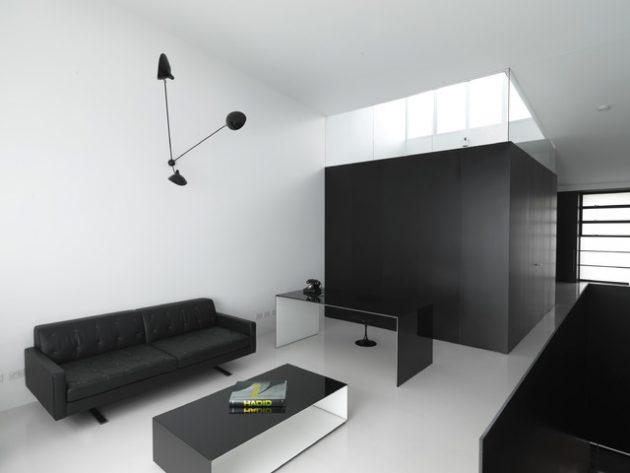 Design Office yang Simple dan Modern