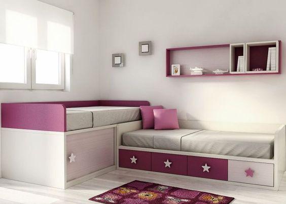 Kamar Anak Minimalis Ukuran 3x3