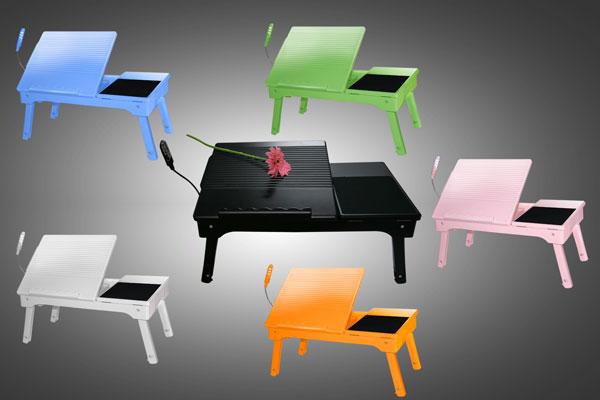 Meja Lipat dari Plastik