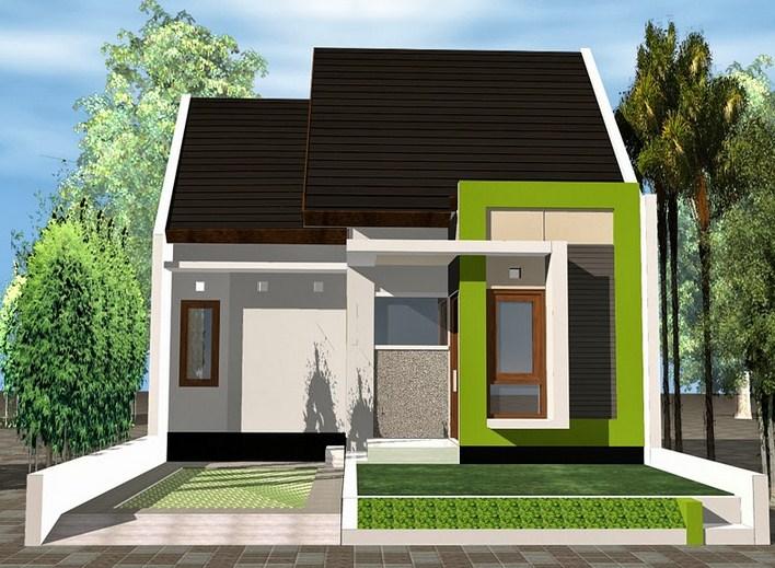 Rumah Modern Minimalis 1 Lantai